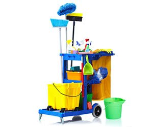 Janitorial - Equipment & Supplies